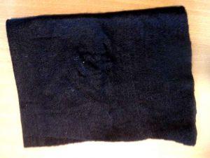 Toile tissu biodégradable